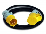 STM020 - 10 metres long waterproof extesion cord IP44