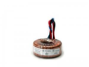 TTS0120 - Transformer TS120VA/230 - voltage  to 50 V