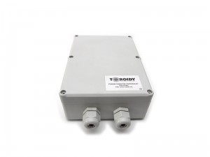 TTH0300 - Transformer TS 300VA 230/12V H in a hermetic chassis IP44