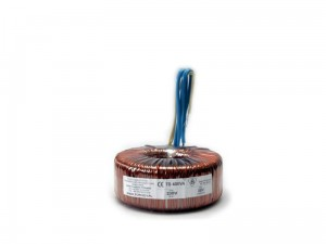 TTS0400 - Transformer TS400VA/230 - voltage higher then 100V