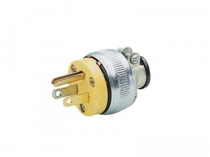 Cable mount 110V USA plug